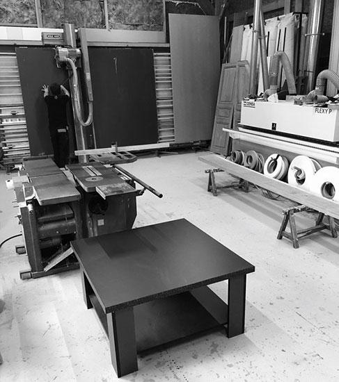 atelier de Pascal Menuiserie